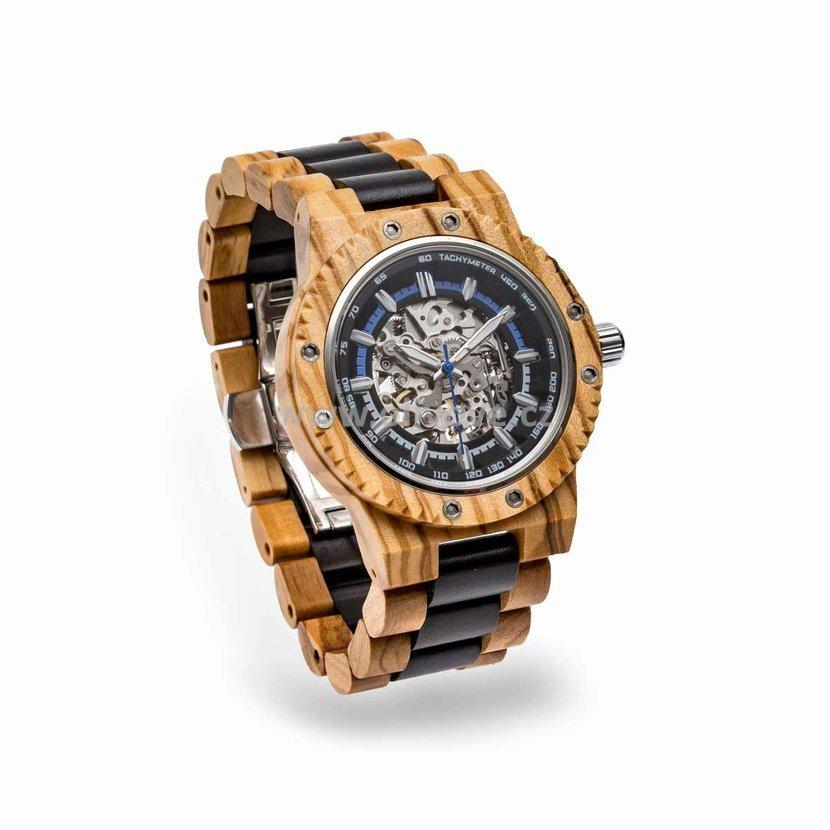 Panske automaticke hodinky stribrne-olivove drevo-AO-164-1.jpg 36d07b9719